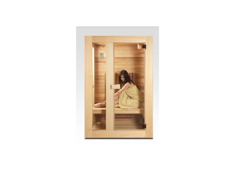 Infrarood sauna 130 x 90 x 191 cm for Finestra 90 x 130